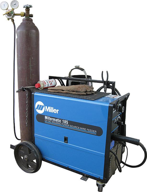 Millermatic 185 Mig Welder